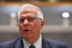 Josep Borrell tindrà des d'aquest dijous doble nacionalitat espanyola i argentina