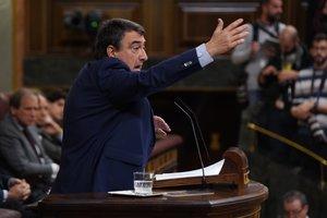 Aitor Esteban fa una crida a reeditar l'Executiu PNB-PSE a Euskadi