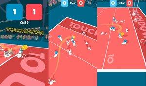 La aplicación Ball Mayhem!