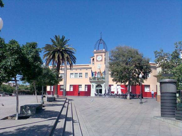 Ayuntamiento de Santa Coloma de Gramenet.