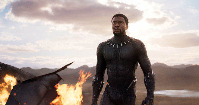 'Black panther': zarpazos de Black Power