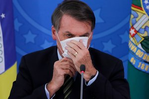 Bolsonaro ha llevado a cabo una estrategia genocida, según la secretaria general del Sindicato de los Trabajadores Públicos da Salud en el Estado de Sao Paulo.