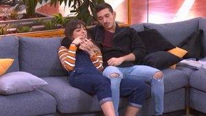 Maialen i Bruno revolucionen 'OT 2020' amb una conversa pujada de to
