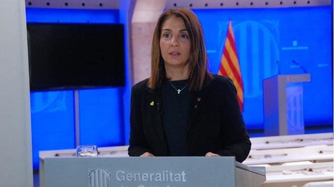 El Govern considera «imprudent» el 'pla Sánchez' de desconfinament
