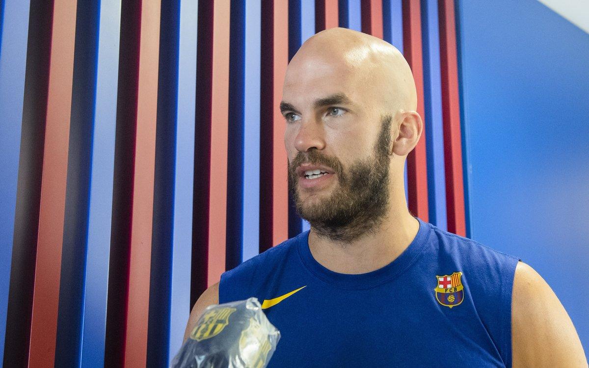 Nick Calathes: «Sempre va ser un somni venir al Barça»