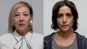 Carmen Machi e Inma Cuesta.