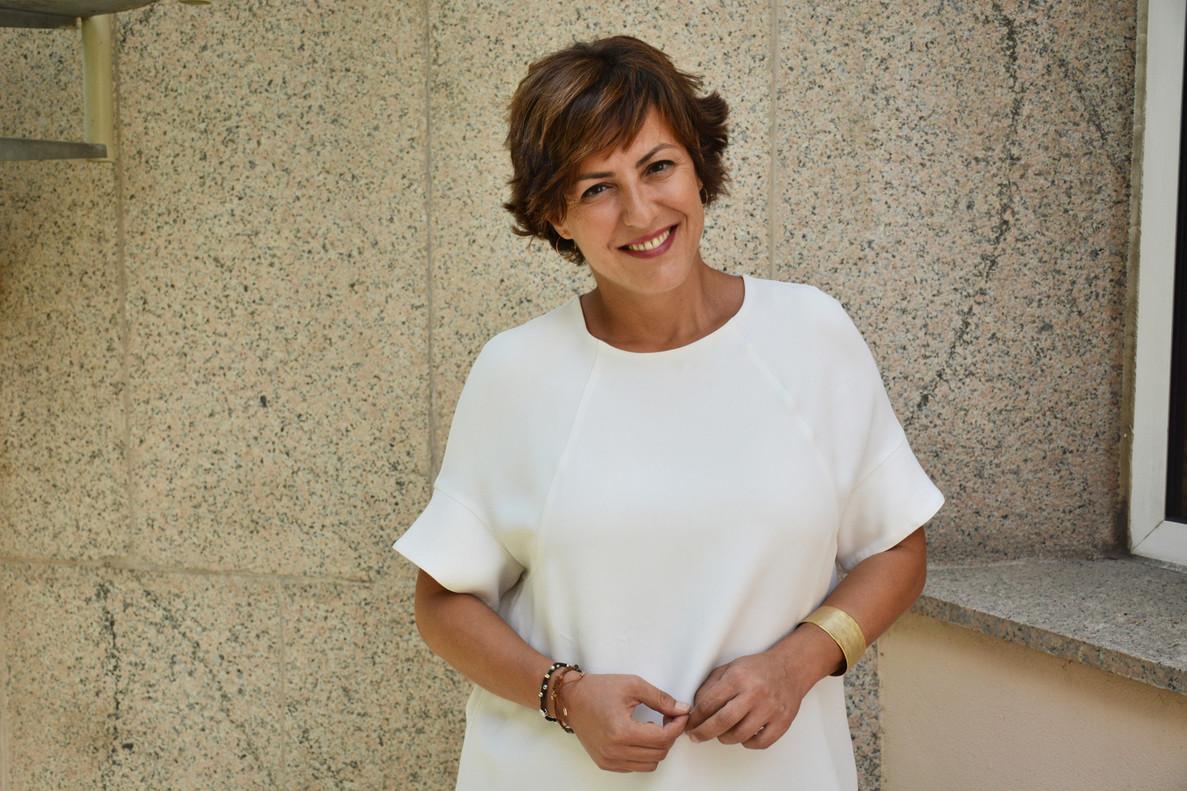 Cristina Ónega, nueva directora del Canal 24 Horas.