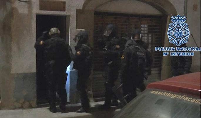 Detención de dos yihadistas en Madrid y Barcelona.