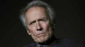El director y actor de cine Clint Eastwood.