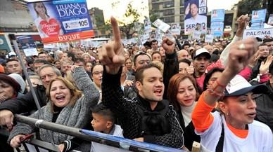Colombia celebra las primeras elecciones tras la firma de la paz