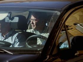 El exconsejero de Presidencia de la Comunidad de Madrid Francisco Granados, el 27 de octubre pasado, cuando fue arrestado, en el marco de la operación Púnica.
