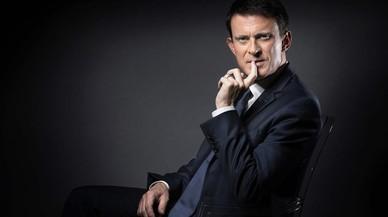 """Manuel Valls: """"Macron no es el presidente de los ricos"""""""