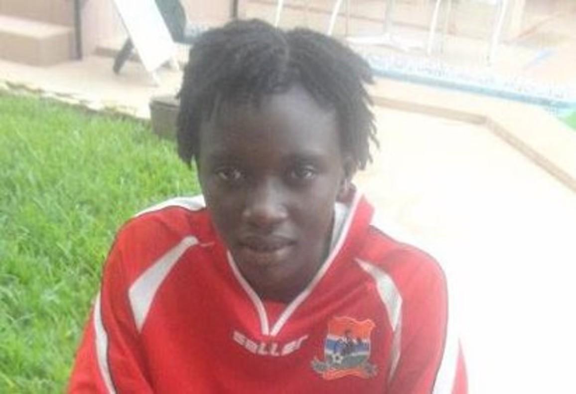 Fatim Jawara, exportera de Gambia.