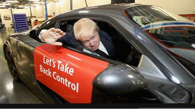 Boris, listo para jugar sus cartas