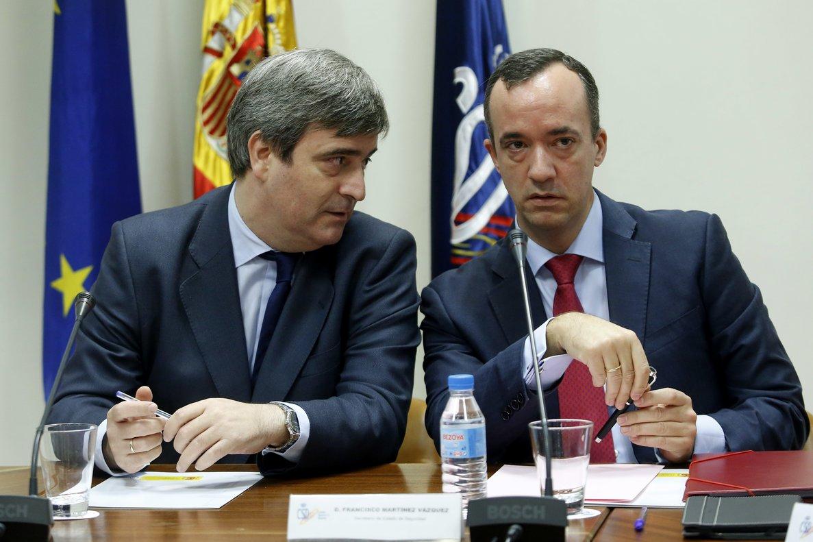 L'ex número dos d'Interior amb el PP, imputat en el 'cas Villarejo'