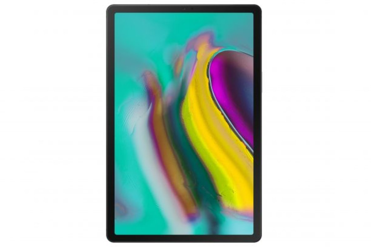 Nueva tableta Samsung modelo s5e.