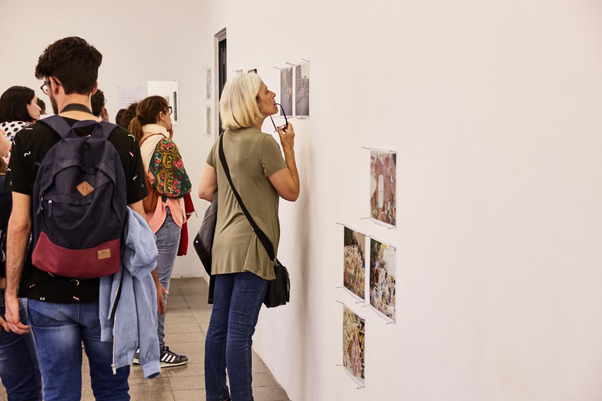 La Galería Nogueras Blanchard de LHospitalet es una de las participantes del Barcelona Gallery Weekend en la ciudad