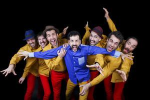 Guillem Albà i la Marabunta actúan el viernes, 20, a las 21.00 horas en el festival L'Estiu, al pati! (plaza Major de Nou Barris, 1).