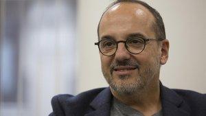 El hasta ahora portavoz del PDECat en el Congreso, Carles Campuzano.