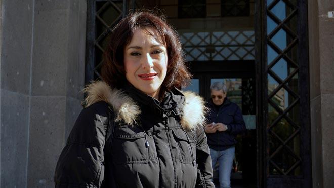 Italia concede la custodia en exclusiva de los hijos de Juana Rivas (en la foto) al padre.