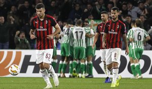 El Milan, exclòs de l'Europa League per incompliment del 'fair-play' financer