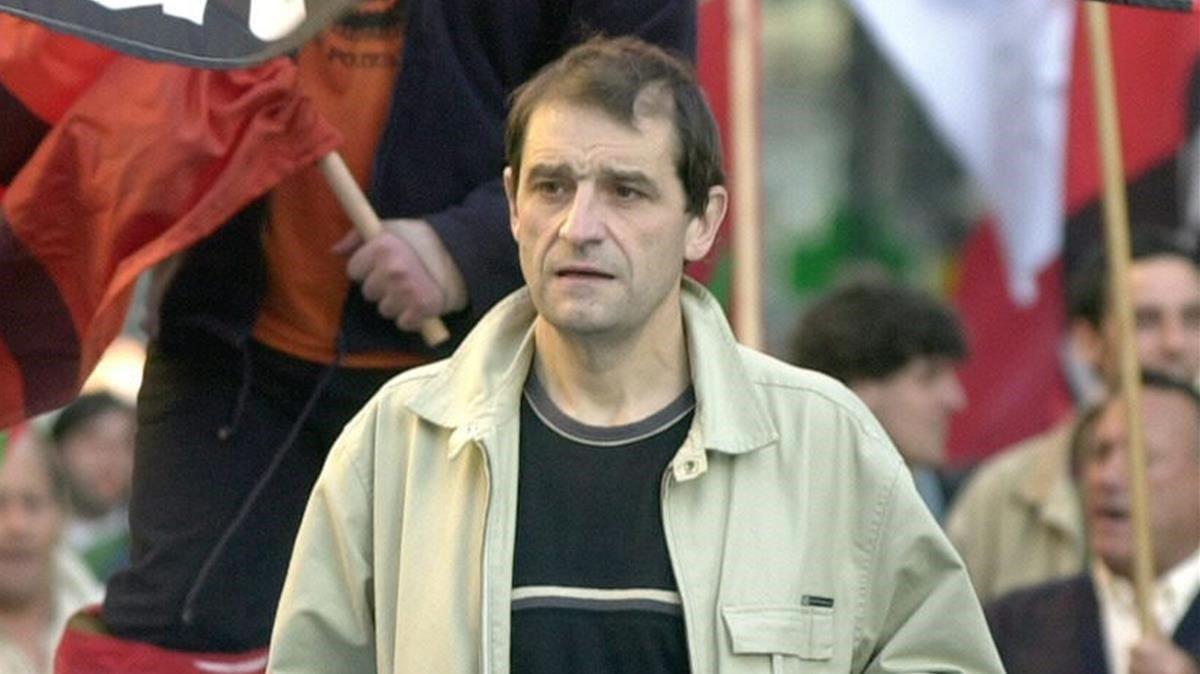El etarra Josu Ternera, en una imagen del 2002
