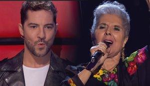 Antena 3 estrena 'La voz senior', el pròxim dimecres contra 'La que se avecina'