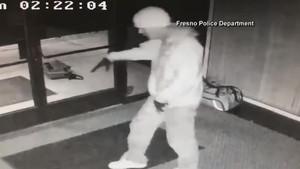 Un lladre celebra un robatori a l'estil Michael Jackson i acaba detingut