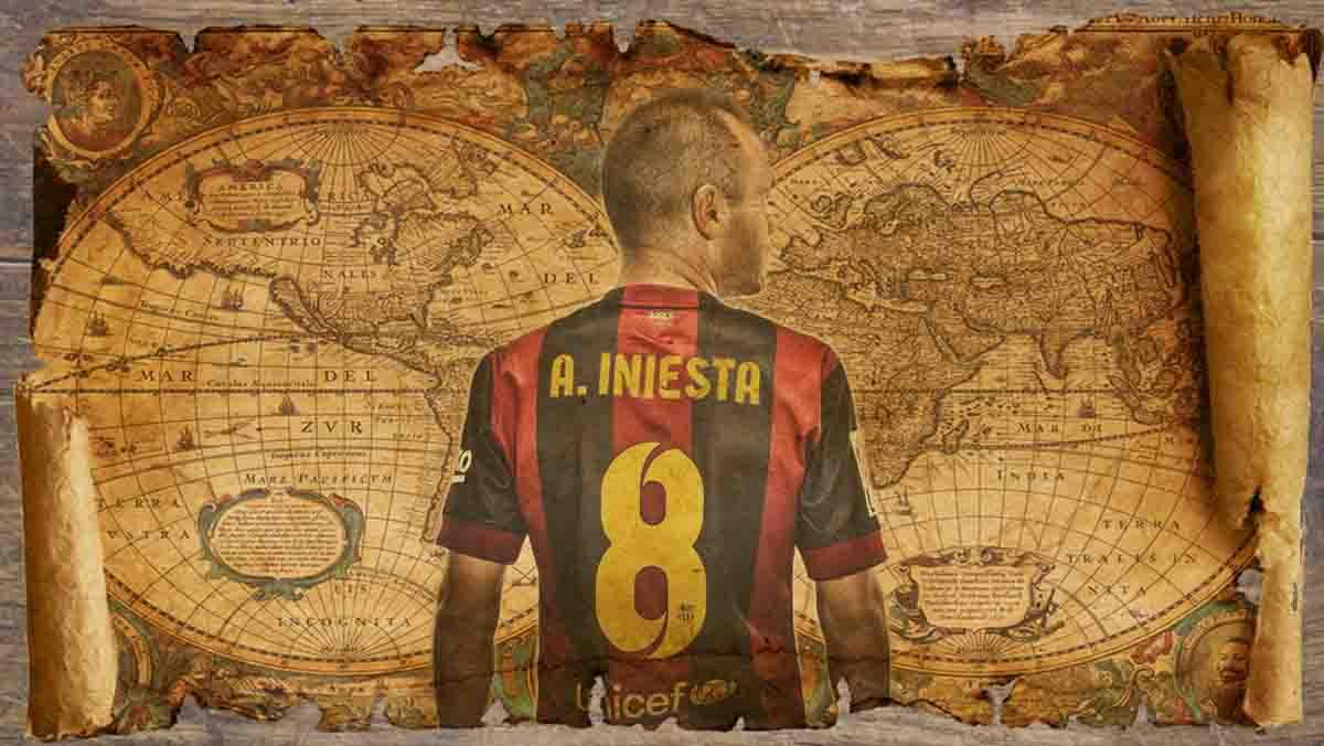 La leyenda de Don Andrés Iniesta