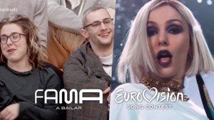 Lohi y Davo bailarán Replay, el tema con el que Tamta representará a Chipre en Eurovisión 2019, en Fama a bailar.