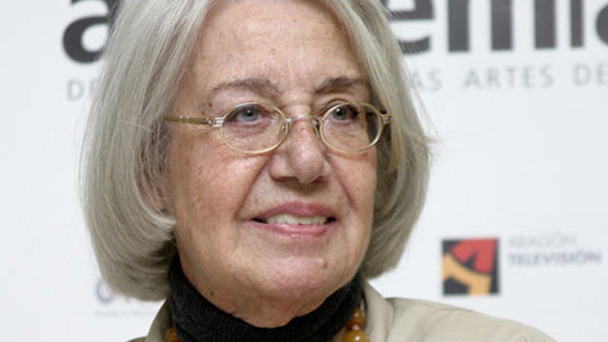 Muere Lolo Rico, creadora y directora del mítico programa 'La bola de cristal'