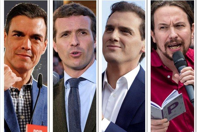 Debate electoral 2019 en TVE | Directo