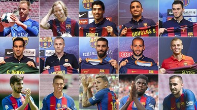 El Barça que falta