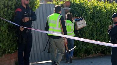 Los Mossos no hallan machas de sangre en la pared de la casa de la urbana acusada de asesinato