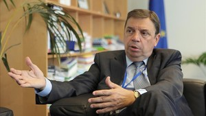 Luis Plana, nuevo ministro de Agricultura en el Gobierno de Pedro Sánchez