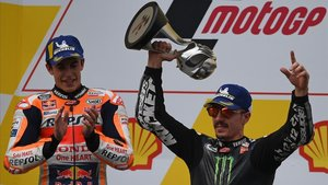 Maverick Viñales (Yamaha) gana el GP de Malasia en MotoGP
