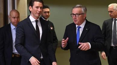 La UE s'acomoda a l'extrema dreta