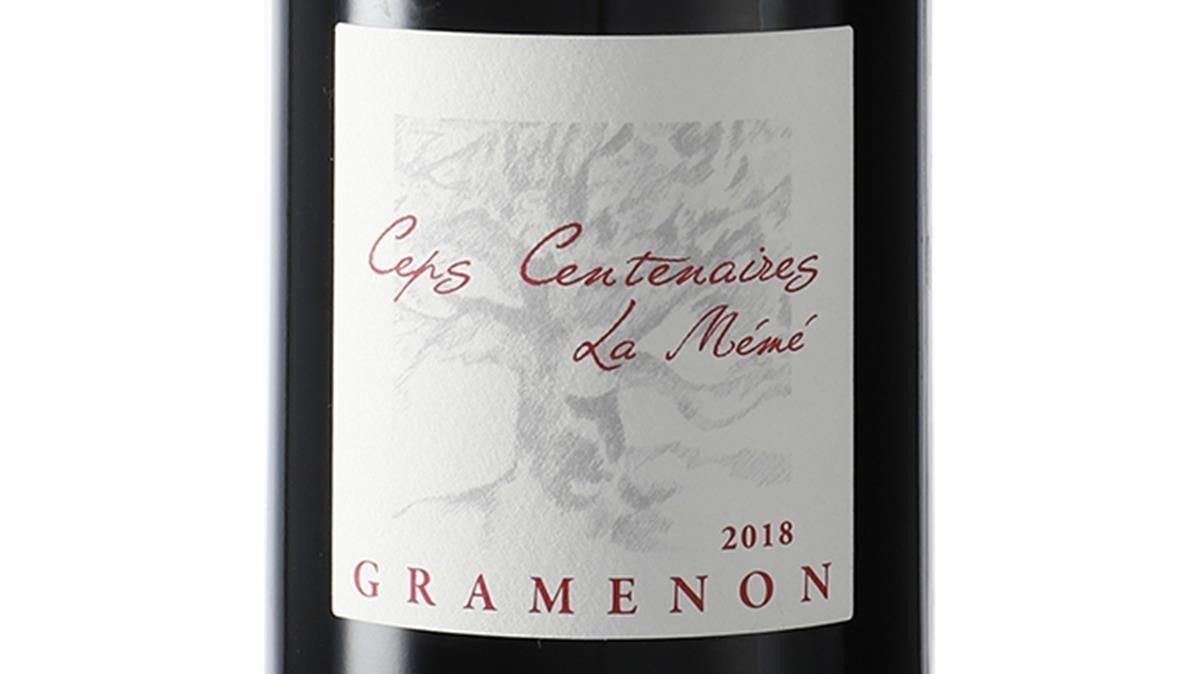 La Mémé 2018, de Domaine Gramenon.