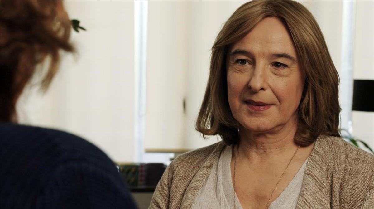 Manel Barceló da vida a Quima, en la serie de TV-3 Merlí.