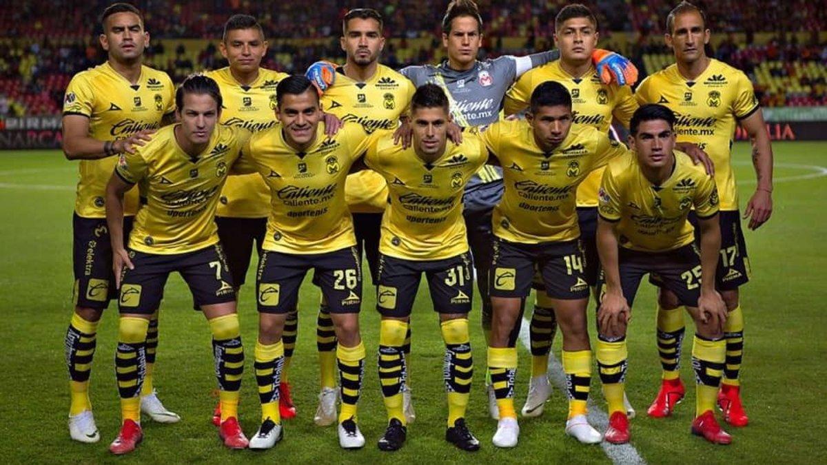 Jugadores del club Monarcas Morelia de Méxicohan sido extorsionados. Reuters