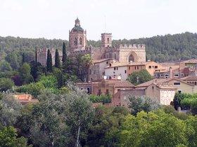 Monasterio de Santes Creus.