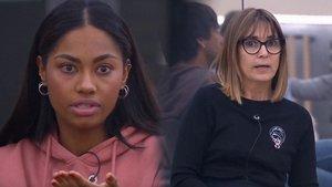 """Nia desvela qué le dijo Estrella Morente antes de la actuación y Noemí sentencia: """"No era el lugar para eso"""""""