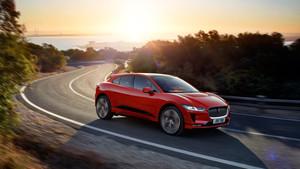El nuevo Jaguar I-PACE, 100% eléctrico.