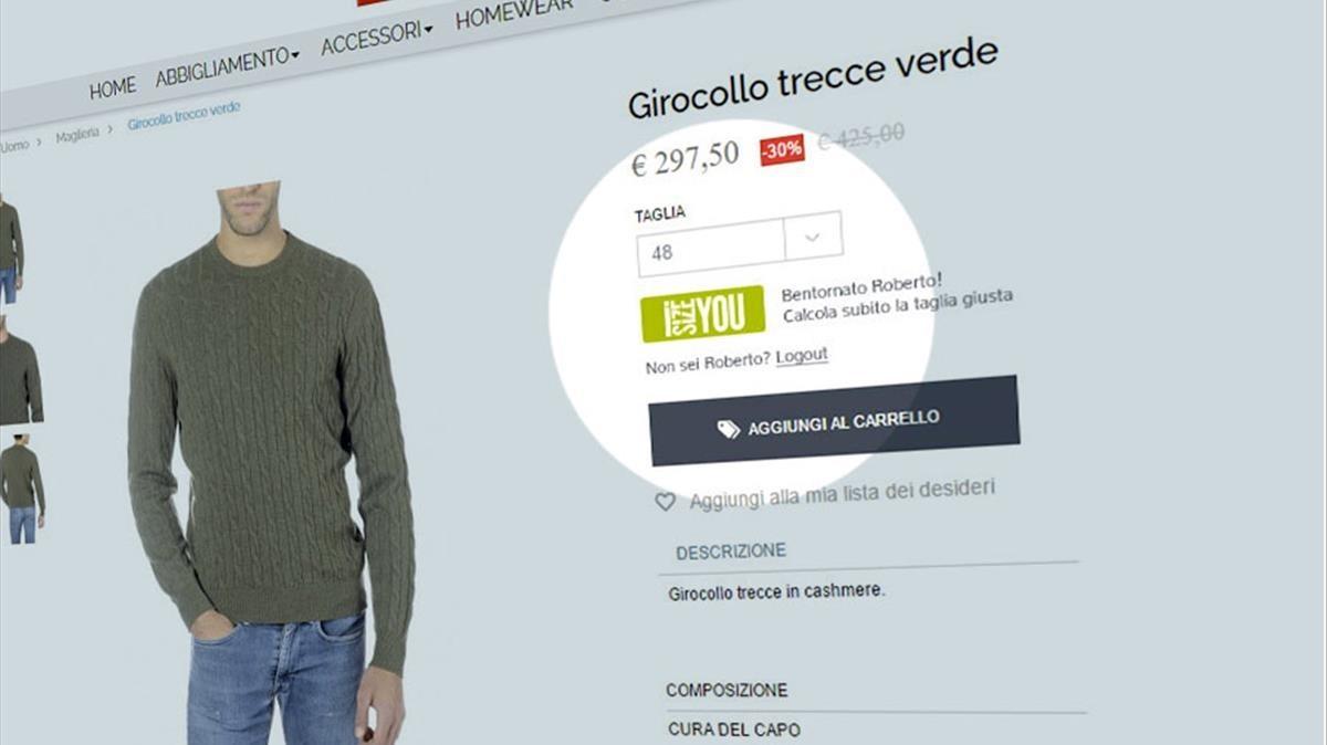 757cb9c96d4c I size you, la 'app' que calcula las tallas de ropa compradas online
