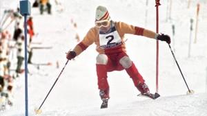 Paquito Fernández Ochoa, en Sapporo 1972.