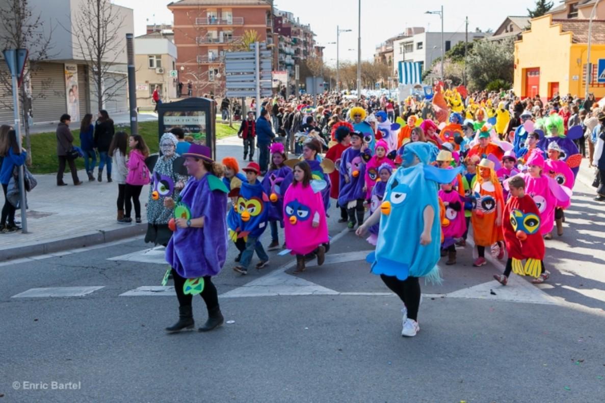 Carnaval a Parets.
