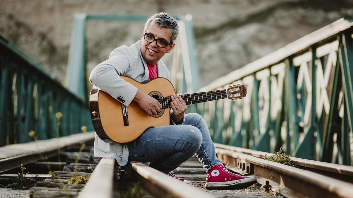 Pedro Guerra, en una imagen promocional