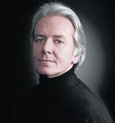 El pianista Christian Blackshaw.