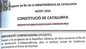 La república que planejava Puigdemont