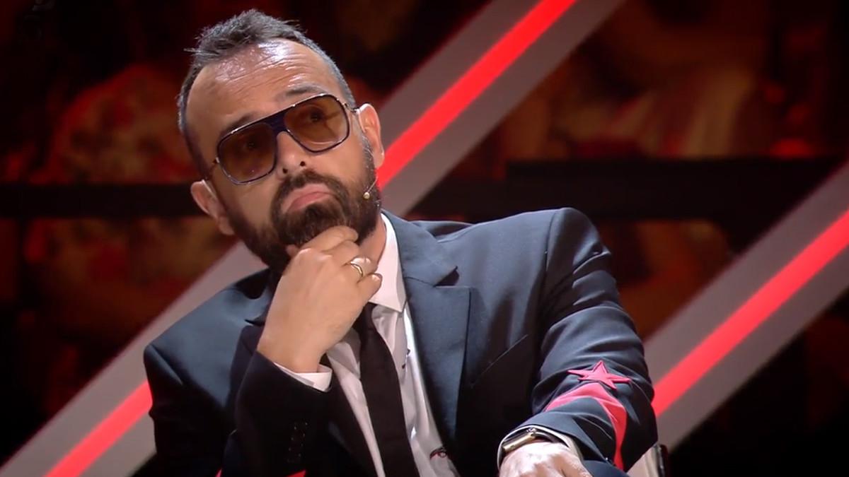 Risto Mejide en 'Factor X'.
